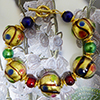Bright Colors Multi Bracelet