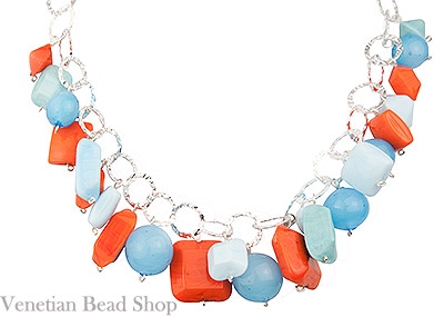 Make this Necklace for the Summer