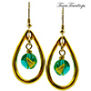 Tosca Teardrop Earrings