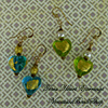 Tosca Heart Earrings