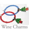 Wine Charms Christmas