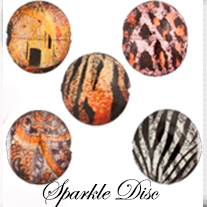 More Colors of Sparkle Disc