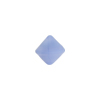 Venetian Bead Bicone 10mm Carino Opaque Blue