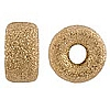 4mm Gold Filled Sparkle Rondelle, Per Piece
