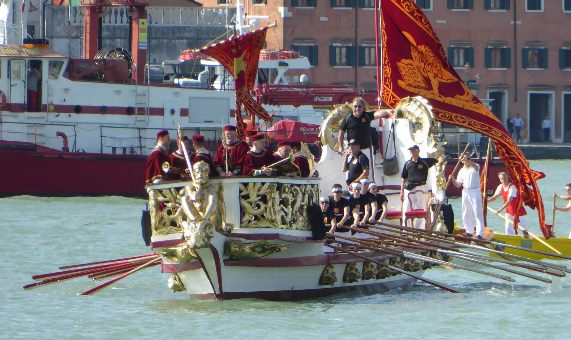 Festa della Sensa, Venice Marriage to the Sea