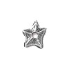 TierraCast Rivetable Star, 11mm Antiqued Pewter