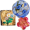 Fiorato & Floral Murano Glass Beads