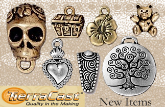 New Pewter Findings