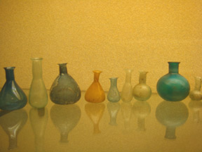 Small Bottles and Vessels