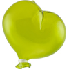 Green Boro Glass Balloon, Small