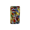 Large Hole Rectangular Bead for Regaliz, KLIMT Gold Foil