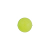 Spring Green Caramella Round 10mm, Venetian Glass Bead