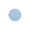 Blue Bell Caramella Round 14mm, Venetian Glass Bead