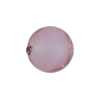 Lilac Luster Caramella Round 16mm, Venetian Glass Bead