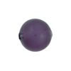 Purple Velvet Caramella Round 16mm, Venetian Glass Bead