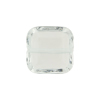 Venetian Bead Square Cut 16mm Transparent Clear
