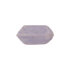 Venetian Bead Bicone Cut 18x10mm Opaque Viola