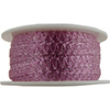Wire Lace« Dusty Rose 3mm Wide, 5 Yards (457cm)