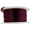 Wire Lace« Merlot 3mm Wide, 5 Yards (457cm)
