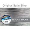 Soft Flex Original Satin Silver Wire .014 Dia, 21 Strand 10 Feet