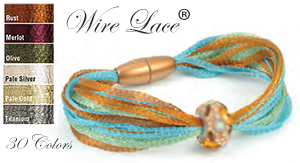 Wire Lace 30 Great Colors