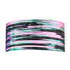 Beadalon 20 Gauge Pink, Black and Green Artistic Wire, 4 Yards