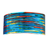 Beadalon 20 Gauge Blue, Red and Gold Artistic Wire, 4 Yards