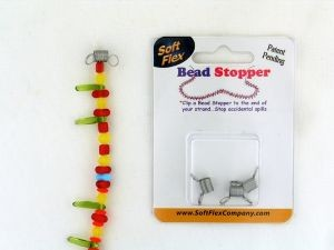4-PACK Mini Bead Stoppers