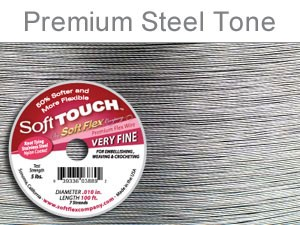 Soft Touch Wire .010 Dia. 30 Ft. 7 Strand Premium