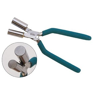 Wubber Jumbo Round Mandrel Pliers 18 and 21mm