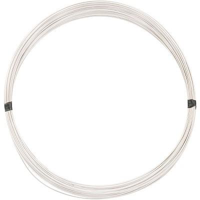 24ga Sterling Silver Wire Spool 1 2 Troy Ounce Half Hard