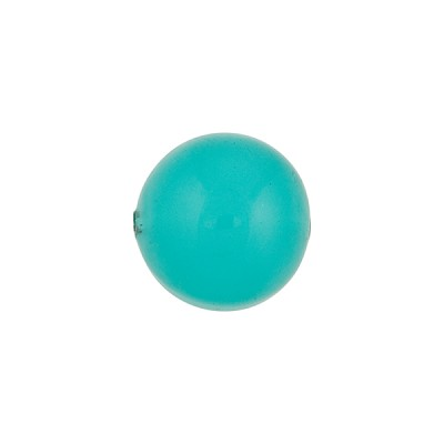 Sea Foam Caramella Round 12mm, Murano Glass Bead